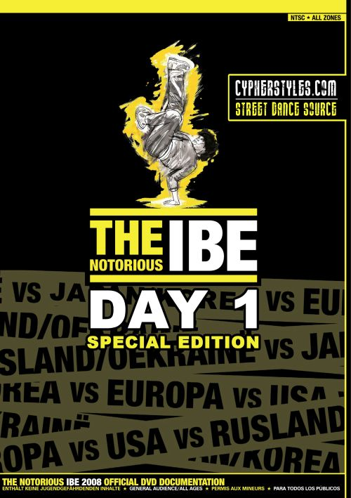 Notorious Ibe Day, Vol. 1