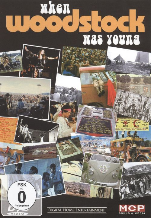 When Woodstock Was Young