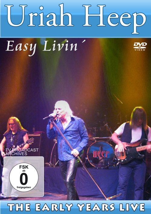 Early Years: Live [DVD]