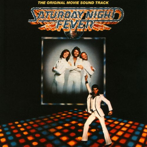 Resultado de imagen de bee gees saturday night fever