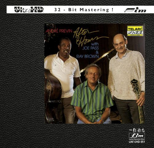 After Hours with Joe Pass and Ray Brown