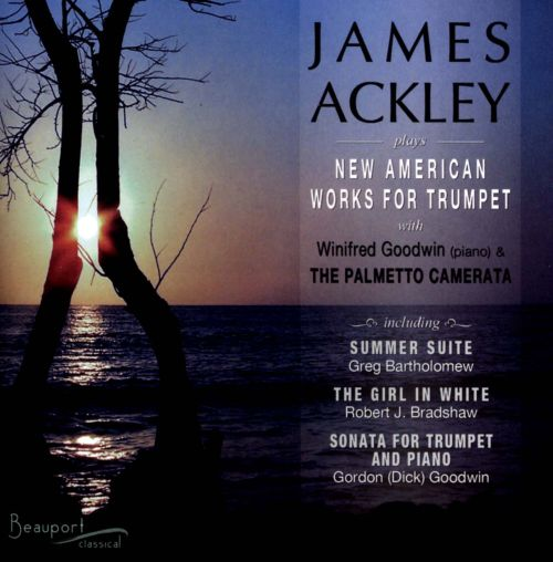 James Ackley plays New American Works for Trumpet