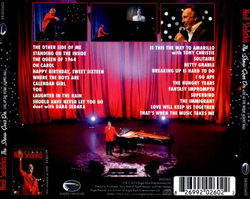 The  Show Goes On: Live at the Royal Albert Hall