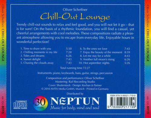 Chill-Out Lounge