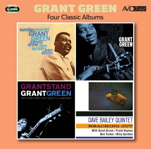 Four Classic Albums: Sunday Morning/Reaching Out/Grantstand/First Stand