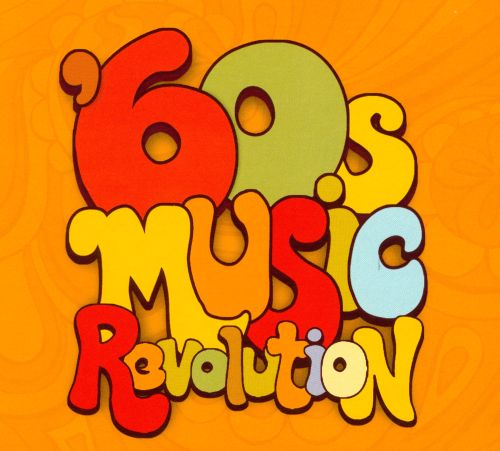 '60s Music Revolution - Various Artists   Songs, Reviews, Credits   AllMusic