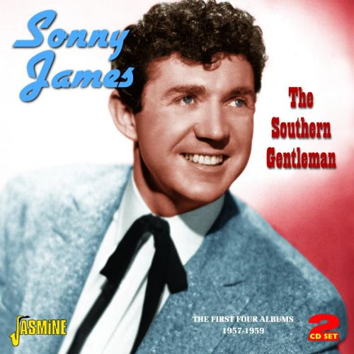 The  Southern Gentleman: The First Four Albums 1957-1959