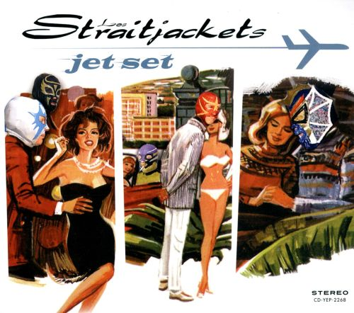 Los Straitjackets | Biography, Albums, Streaming Links | AllMusic