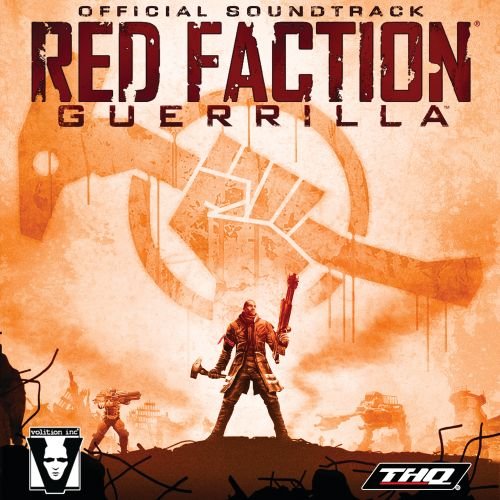 Red Faction: Guerrilla [Official Soundtrack] [CD3]