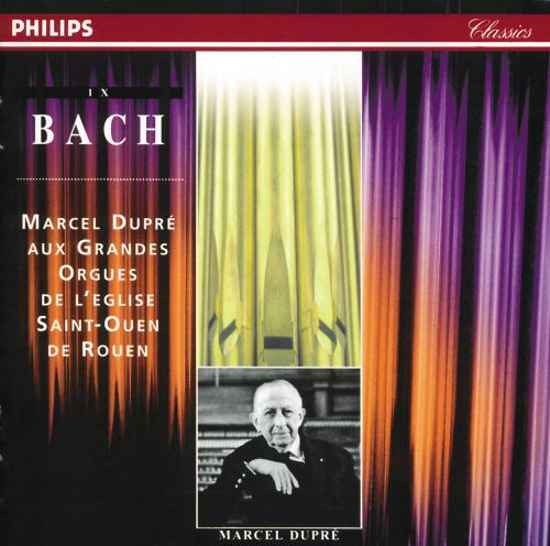 Bach: Choral Preludes