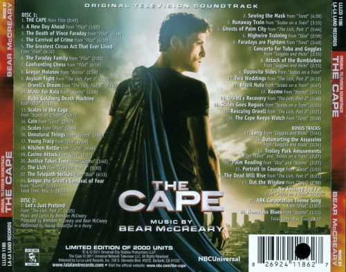 The Cape [Original Television Soundtrack]