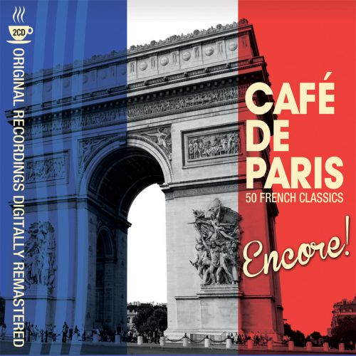 Café de Paris: Encore!