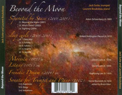 Beyond the Moon: New Music for Trumpet and Piano
