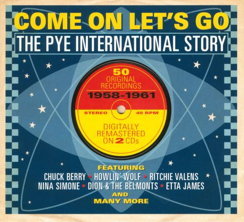 Come On Let's Go: The Pye International Story