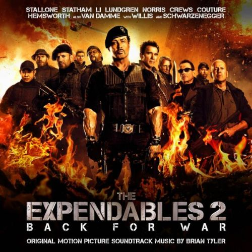 The Expendables 2 [Original Soundtrack]