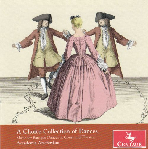 A Choice Collection of Dances