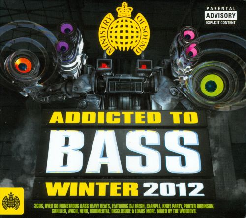 Ministry of Sound: Addicted to Bass Winter 2012