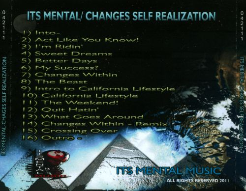 Changes Self Realization