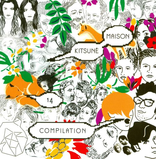 Kitsuné Maison Compilation 14: The Tenth Anniversary Issue or Pernod Absinthe Edition