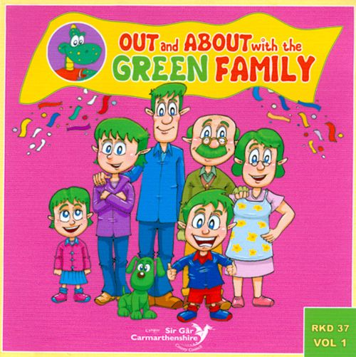 Out and About With The Green Family, Vol. 1