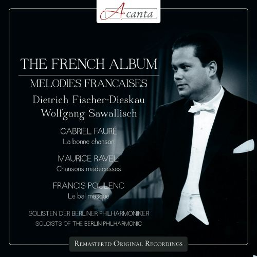The French Album: Fauré, Ravel & Poulenc
