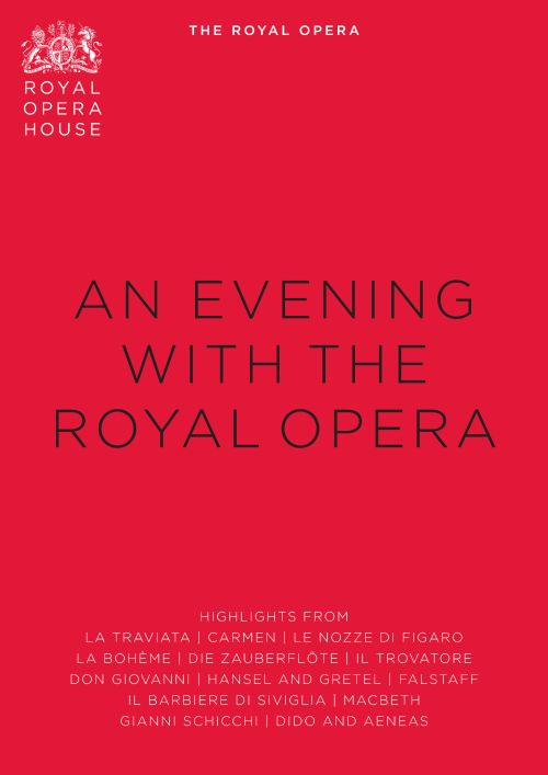 An Evening at the Royal Opera House