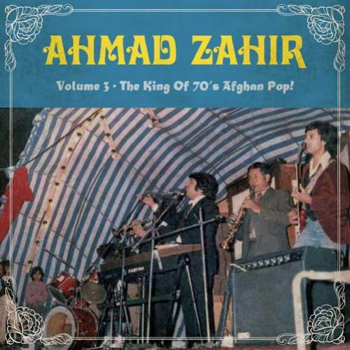 The  King of 70s Afghan Pop, Vol. 3