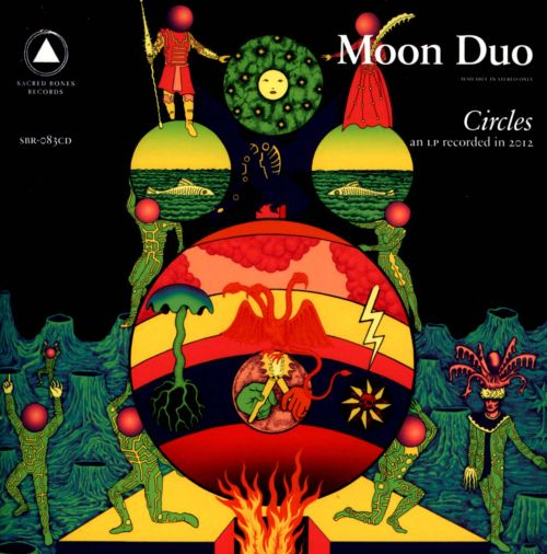 Image result for moon duo circles