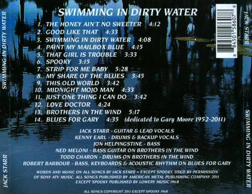 Swimming in Dirty Water