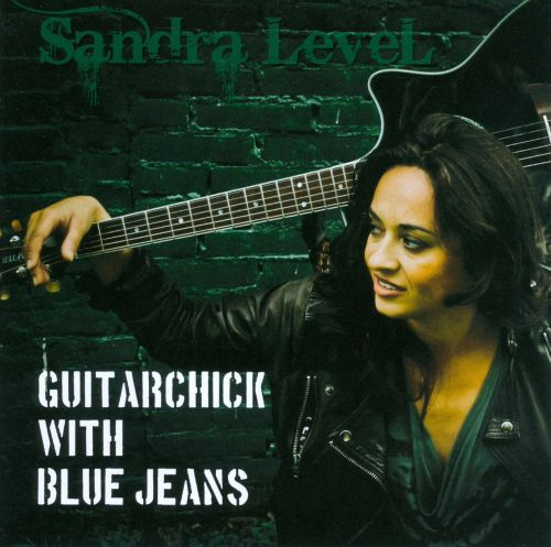 Guitarchick With Blue Jeans