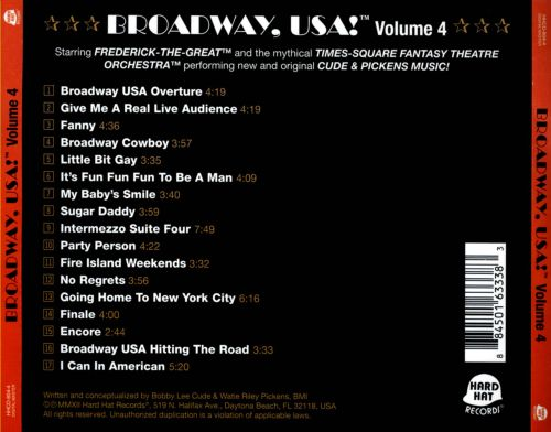 Broadway USA, Vol. 4
