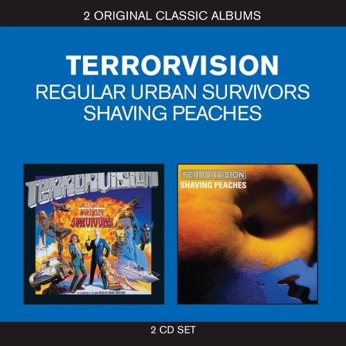 Classic Albums: Regular Urban Survivors/Shaving Peaches
