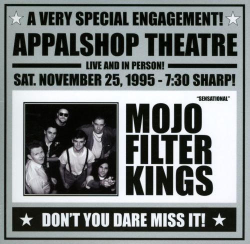 Live At The Appalshop Theatre