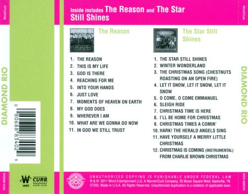 The Reason/The Star Still Shines