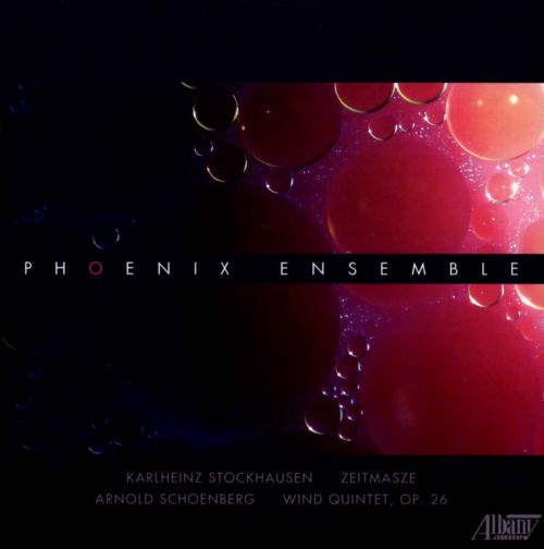 Phoenix Ensemble plays Stockhausen & Schoenberg