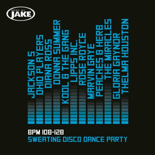 Body By Jake: Sweating Disco Dance Party