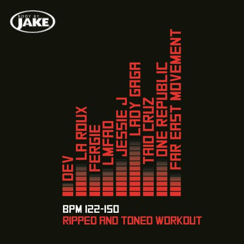 Body By Jake: Ripped And Toned Workout