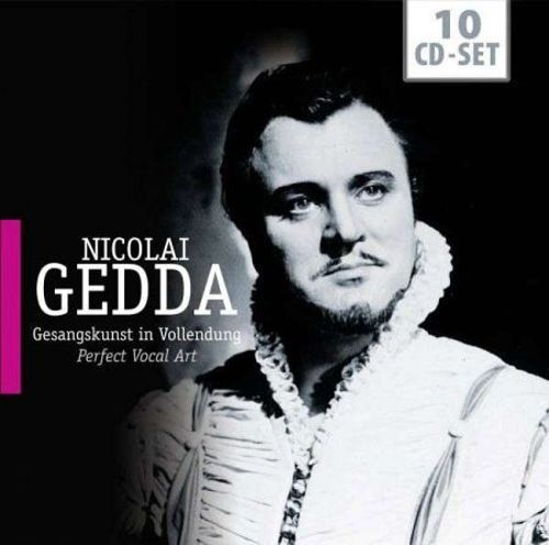 Nicola Gedda: Gesangskunst in Vollendung - Perfect Vocal Art