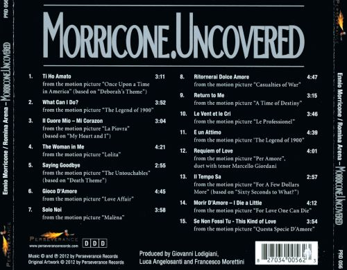 Morricone Uncovered