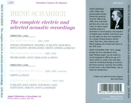 The Complete Electric and Selected Acoustic Recordings