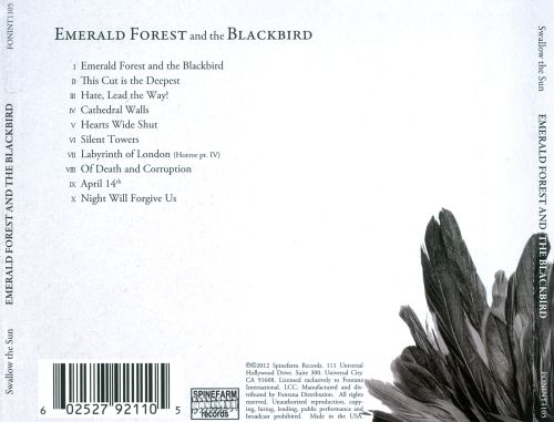 Emerald Forest and the Blackbird