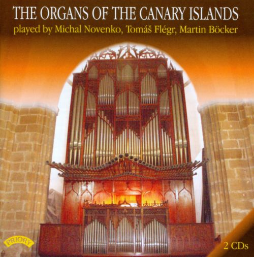 The Organs of the Canary Islands