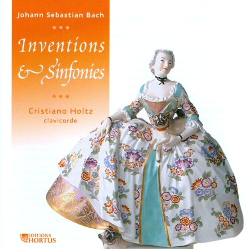 Bach: Inventions & Sinfonies