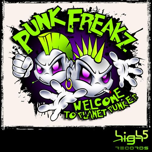 Welcome to Planet Punk