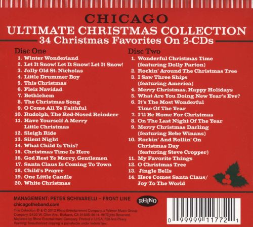 Ultimate Christmas Collection: Ultimate Christmas Collection - Chicago