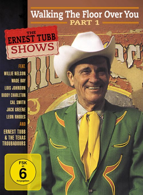 The Ernest Tubb Shows: Walking The Floor Over You, Part 1