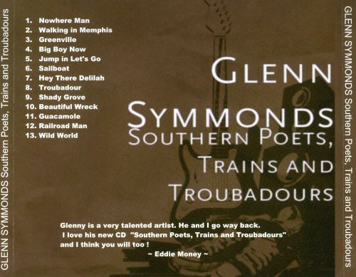 Southern Poets, Trains and Troubadours