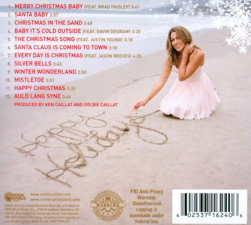 christmas in the sand christmas in the sand - Colbie Caillat Christmas