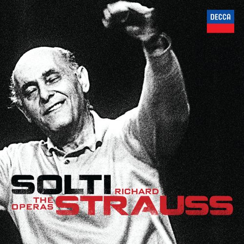 Solti: The Operas - Strauss