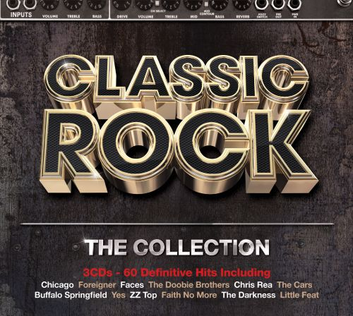classic rock the collection various artists songs reviews credits allmusic. Black Bedroom Furniture Sets. Home Design Ideas